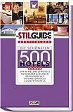 Der StilGuide 2008. Hotelführer Deutschland. Die schönsten 500 Hotels Deutschlands, einzeln ausführlich beschrieben auf 768 Seiten. Über 2500 Farbfotos. ... ... Business-, Wellness- und Designhotels.