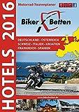 Bikerbetten Hotels 2016: Motorrad Tourenplaner
