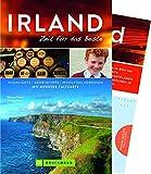 Reiseführer Irland: Zeit für das Beste. Highlights, Geheimtipps, Wohlfühladressen. Mit Insider-Tipps zu Dublin, den Cliffs of Moher, Ring of Kerry, u.v.m. Mit Karte zum Herausnehmen.